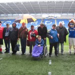 Pedal Power at Cardiff City Stadium
