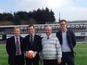 SD Cymru study - launch photoe